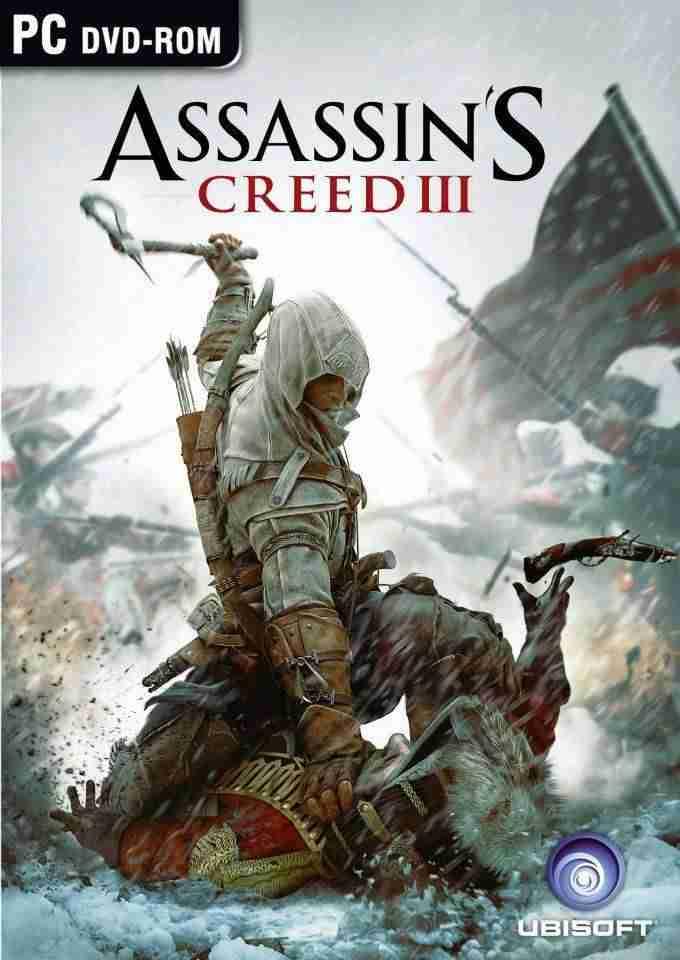 Descargar Assassins Creed 3 [MULTI8][FULL RETAIL][2DVDs][100×100 FUNCIONA][P2P] por Torrent